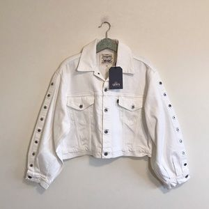 Levi's Made & Crafted NWT Artillery Truckee Jacket